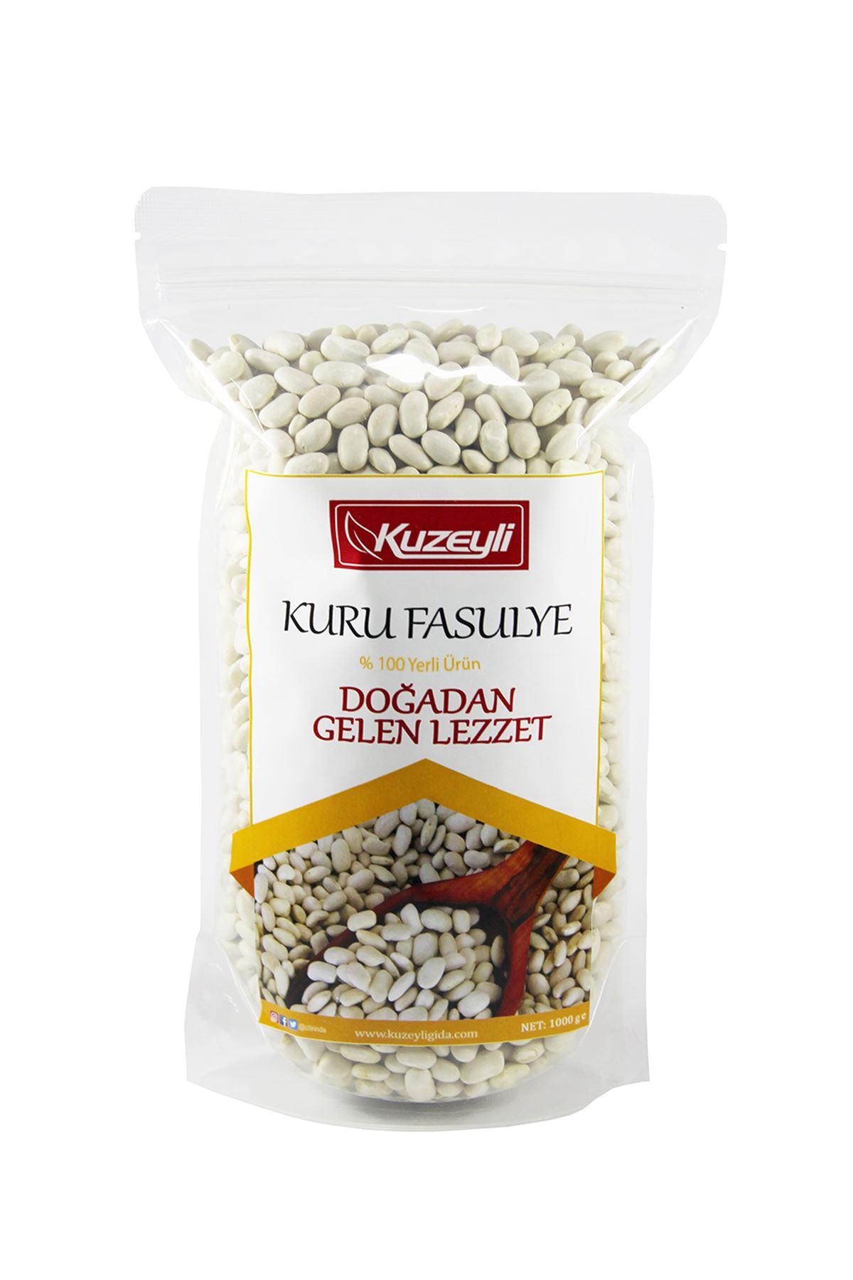 Ayrılmaz 2'li  - 1 kg Pirinç (yerli)  1 kg Kuru Fasulye (yerli)