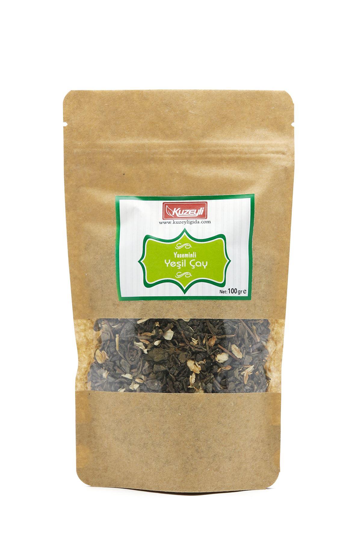Yaseminli Yeşil Çay 100 gr